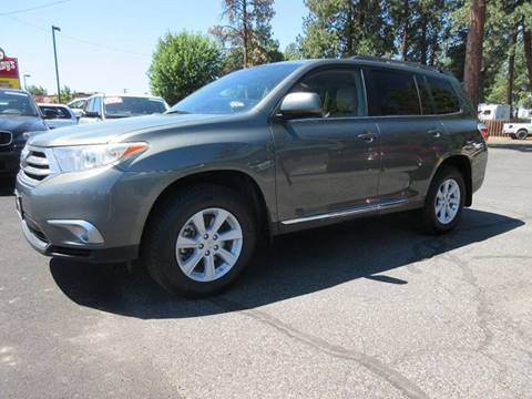 2012 Toyota Highlander for sale at Wholesale Auto Connection LLC in Bend OR