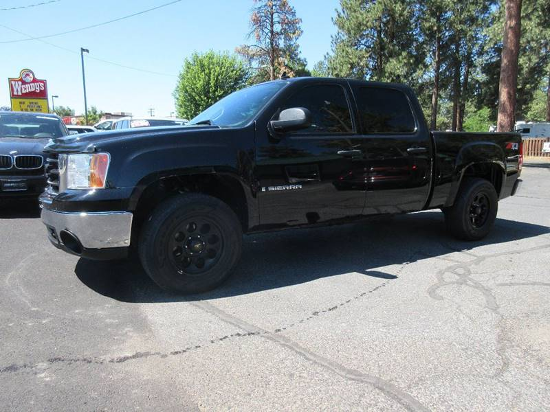 2007 GMC Sierra 1500 for sale at Wholesale Auto Connection LLC in Bend OR