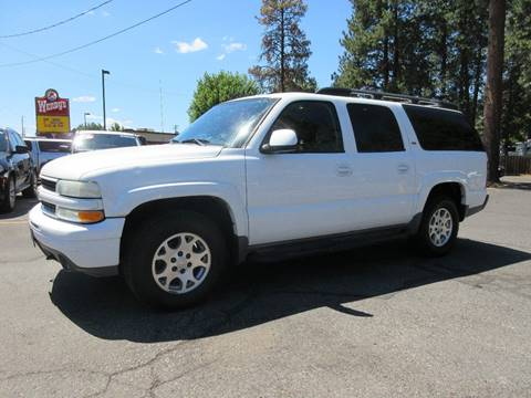 2005 Chevrolet Suburban for sale at Wholesale Auto Connection LLC in Bend OR