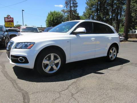 2012 Audi Q5 for sale at Wholesale Auto Connection LLC in Bend OR