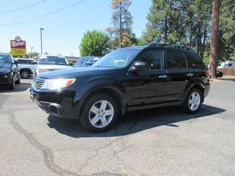 2009 Subaru Forester for sale at Wholesale Auto Connection LLC in Bend OR
