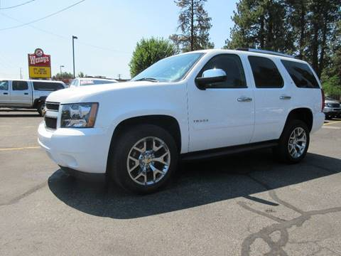 2009 Chevrolet Tahoe for sale at Wholesale Auto Connection LLC in Bend OR