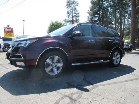 2011 Acura MDX for sale at Wholesale Auto Connection LLC in Bend OR