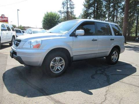 2003 Honda Pilot for sale at Wholesale Auto Connection LLC in Bend OR