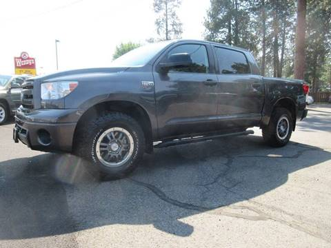 2011 Toyota Tundra for sale at Wholesale Auto Connection LLC in Bend OR