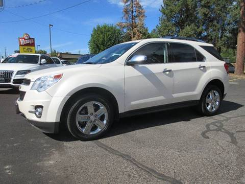 2015 Chevrolet Equinox for sale at Wholesale Auto Connection LLC in Bend OR