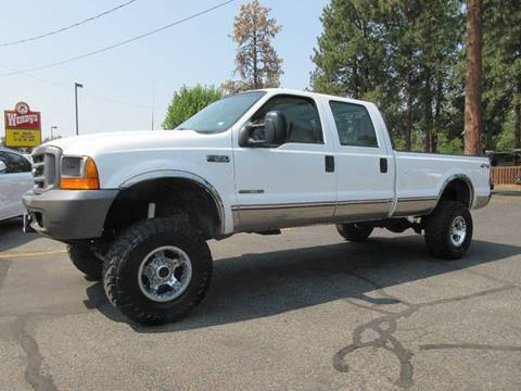 2000 Ford F-350 Super Duty for sale at Wholesale Auto Connection LLC in Bend OR
