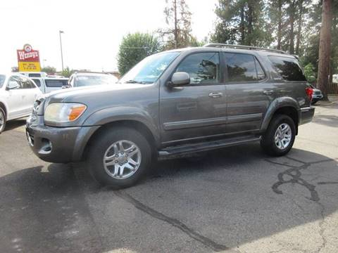 2005 Toyota Sequoia for sale at Wholesale Auto Connection LLC in Bend OR