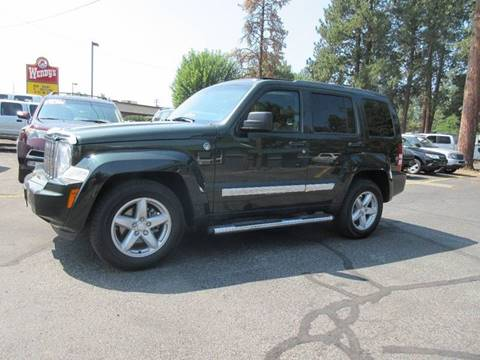 2010 Jeep Liberty for sale at Wholesale Auto Connection LLC in Bend OR