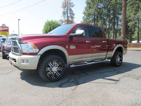 2011 RAM Ram Pickup 2500 for sale at Wholesale Auto Connection LLC in Bend OR