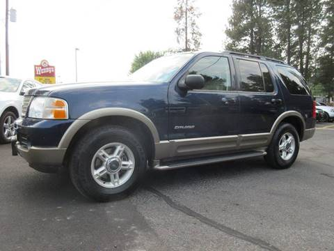 2002 Ford Explorer for sale at Wholesale Auto Connection LLC in Bend OR