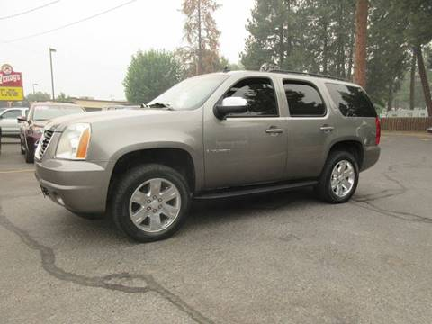 2007 GMC Yukon for sale at Wholesale Auto Connection LLC in Bend OR
