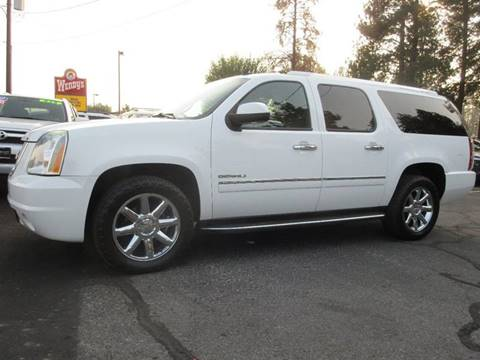 2010 GMC Yukon XL for sale at Wholesale Auto Connection LLC in Bend OR