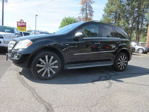 2010 Mercedes-Benz M-Class for sale at Wholesale Auto Connection LLC in Bend OR