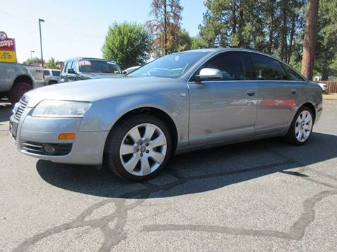 2007 Audi A6 for sale at Wholesale Auto Connection LLC in Bend OR