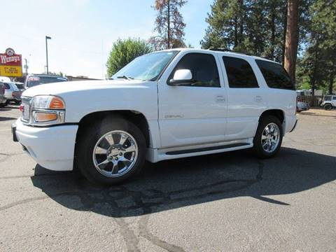 2006 GMC Yukon for sale at Wholesale Auto Connection LLC in Bend OR