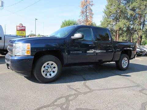 2010 Chevrolet Silverado 1500 for sale at Wholesale Auto Connection LLC in Bend OR