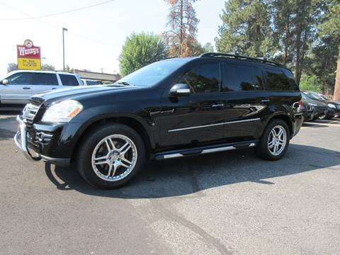 2007 Mercedes-Benz GL-Class for sale at Wholesale Auto Connection LLC in Bend OR