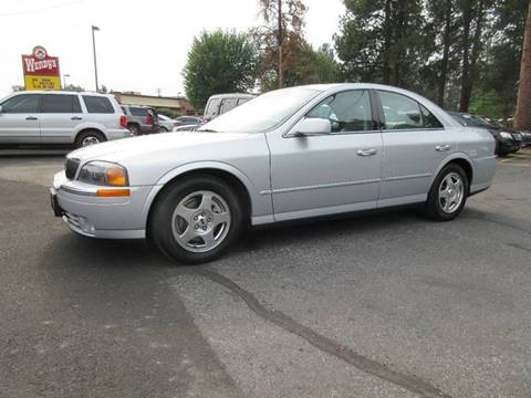 2000 Lincoln LS for sale at Wholesale Auto Connection LLC in Bend OR