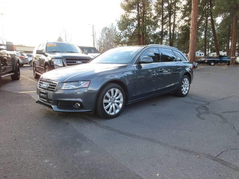2009 Audi A4 20t Avant In Bend Or Wholesale Auto Connection Llc