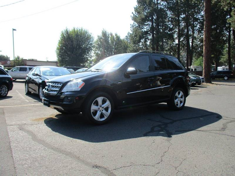 Good 2009 Mercedes Benz M Class For Sale At Wholesale Auto Connection LLC In Bend