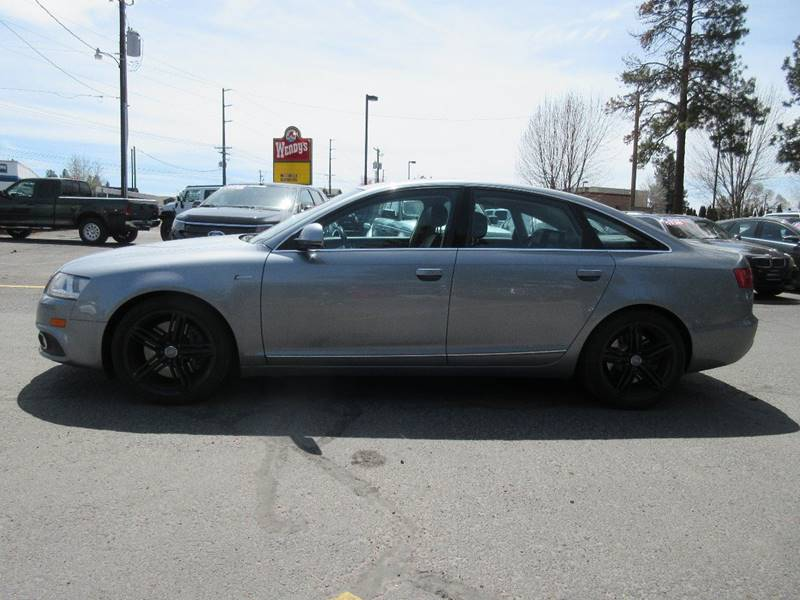 2011 Audi A6 for sale at Wholesale Auto Connection LLC in Bend OR