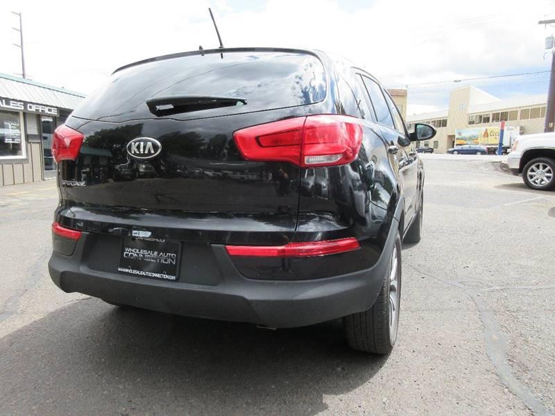 2015 Kia Sportage AWD LX 4dr SUV - Bend OR