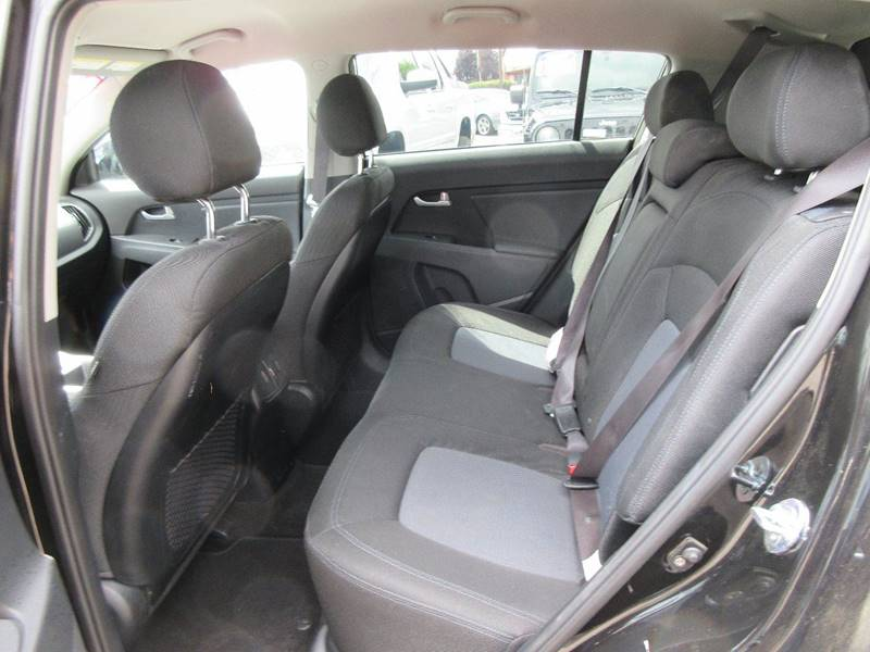 2015 Kia Sportage for sale at Wholesale Auto Connection LLC in Bend OR