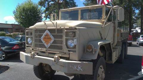 1985 AM General M923 for sale at Wholesale Auto Connection LLC in Bend OR