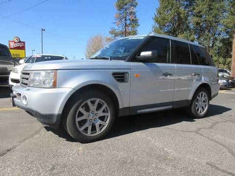 2008 Land Rover Range Rover Sport for sale at Wholesale Auto Connection LLC in Bend OR