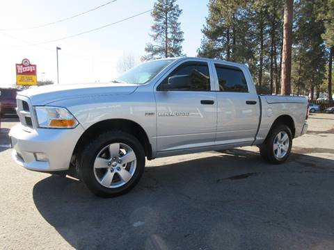 2012 RAM Ram Pickup 1500 for sale in Bend, OR