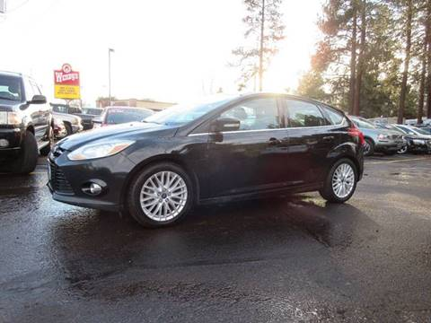 2012 Ford Focus for sale at Wholesale Auto Connection LLC in Bend OR