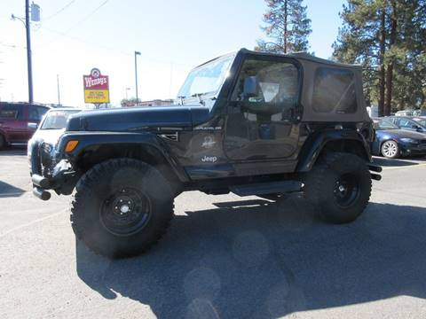 2002 Jeep Wrangler for sale in Bend, OR