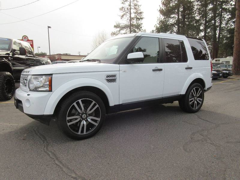 2012 Land Rover LR4 for sale at Wholesale Auto Connection LLC in Bend OR