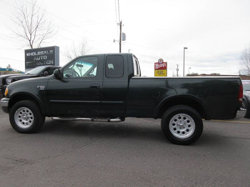2001 Ford F-150 for sale at Wholesale Auto Connection LLC in Bend OR