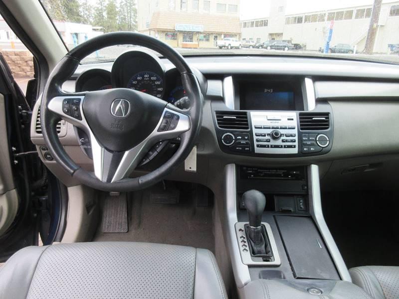 2008 Acura RDX SH-AWD 4dr SUV - Bend OR