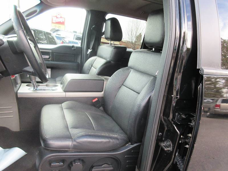 2007 Ford F-150 FX4 4dr SuperCrew 4x4 Styleside 5.5 ft. SB - Bend OR