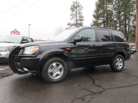 2006 Honda Pilot for sale at Wholesale Auto Connection LLC in Bend OR