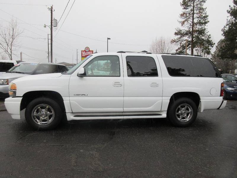 2004 GMC Yukon XL AWD Denali 4dr SUV - Bend OR