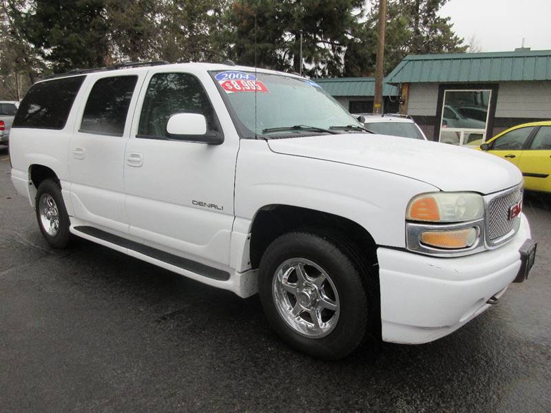 2004 GMC Yukon XL for sale at Wholesale Auto Connection LLC in Bend OR