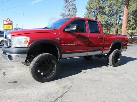 2008 Dodge Ram Pickup 2500 for sale in Bend, OR