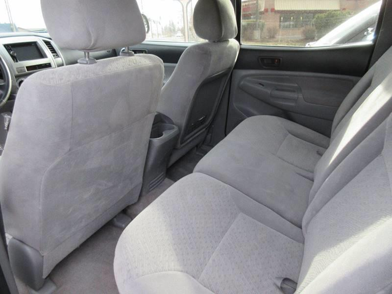 2007 Toyota Tacoma V6 4dr Double Cab 4WD 5.0 ft. SB (4L V6 5A) - Bend OR