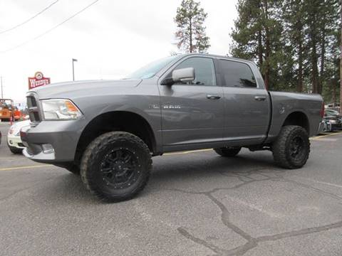 2010 Dodge Ram Pickup 1500 for sale at Wholesale Auto Connection LLC in Bend OR