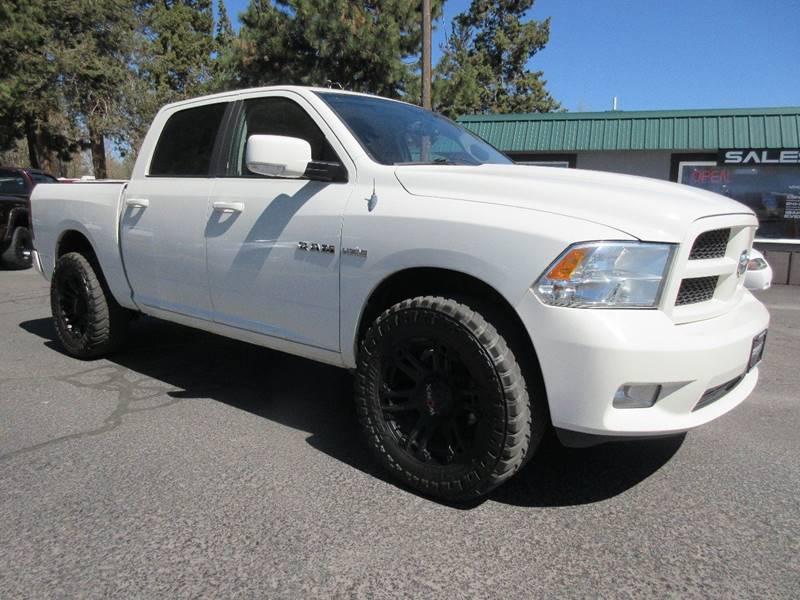 2009 Dodge Ram Pickup 1500 4x4 SLT Sport 4dr Crew Cab 5.5 ft. SB - Bend OR
