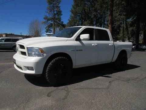 2009 Dodge Ram Pickup 1500 for sale at Wholesale Auto Connection LLC in Bend OR