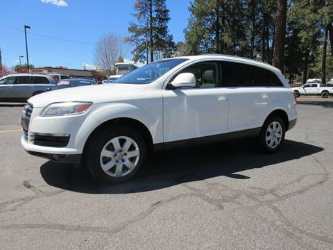 2007 Audi Q7 for sale at Wholesale Auto Connection LLC in Bend OR