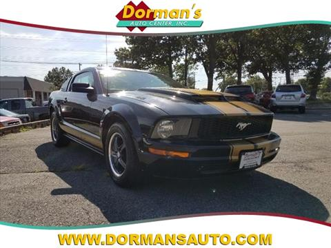 2007 Ford Mustang for sale in Pawtucket, RI