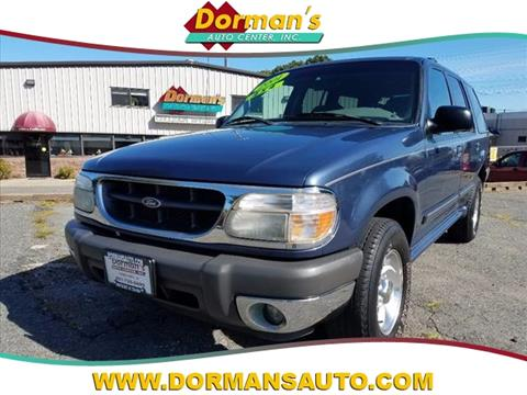 2001 Ford Explorer for sale in Pawtucket, RI