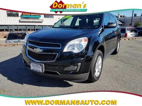 2010 Chevrolet Equinox for sale in Pawtucket, RI