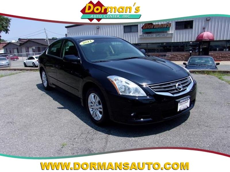 2011 Nissan Altima 25 S 4dr Sedan In Pawtucket Ri Dormans Auto
